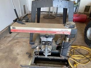 Photo Sears Craftsman radial arm saw - $40 (Oklahoma city)