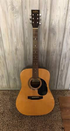 Photo Sigma by Martin DM-1 Dreadnaught Acoustic Guitar - $275 (Carney)