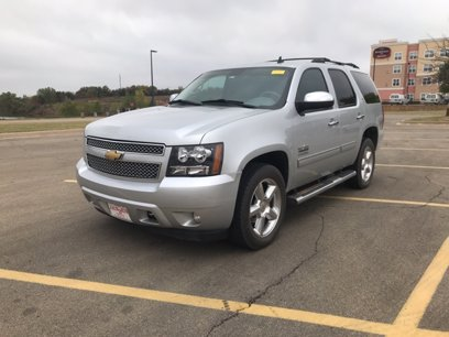 Photo Used 2014 Chevrolet Tahoe 2WD LT w Texas Edition for sale