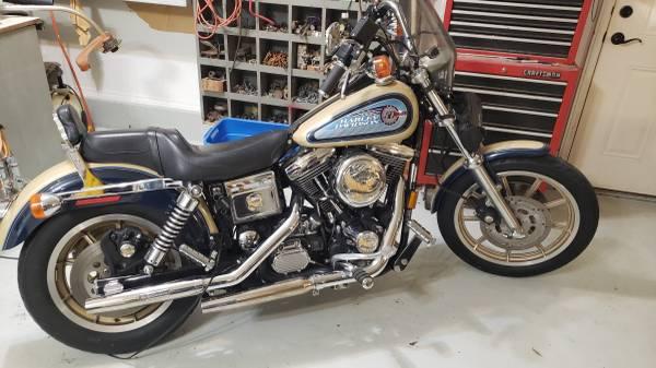 Photo Vintage Harley-Davidson 1992 Daytona - $6,100 (Owasso, OK)