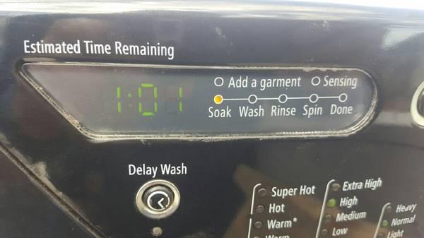 Photo Whirlpool Washer - $90 (Stillwater Oklahoma)