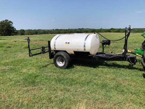 Photo Wylie 500 Gallon Sprayer - $4,500 (Stillwater)
