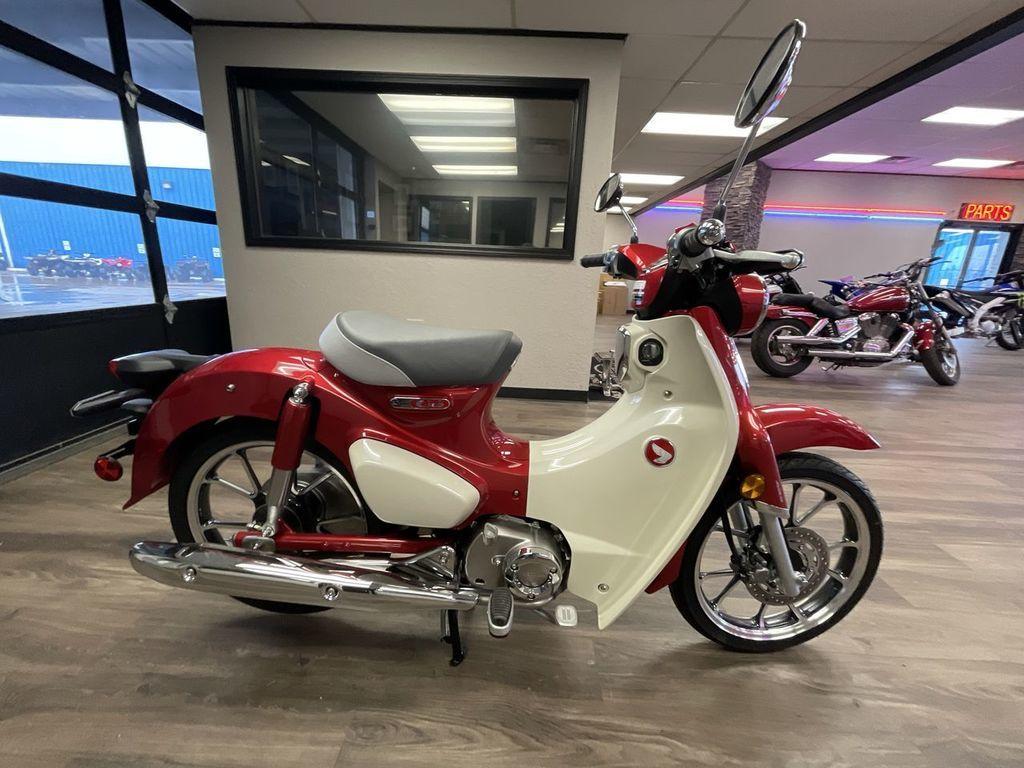 Photo 2021 Honda Super Cub C125 $3683