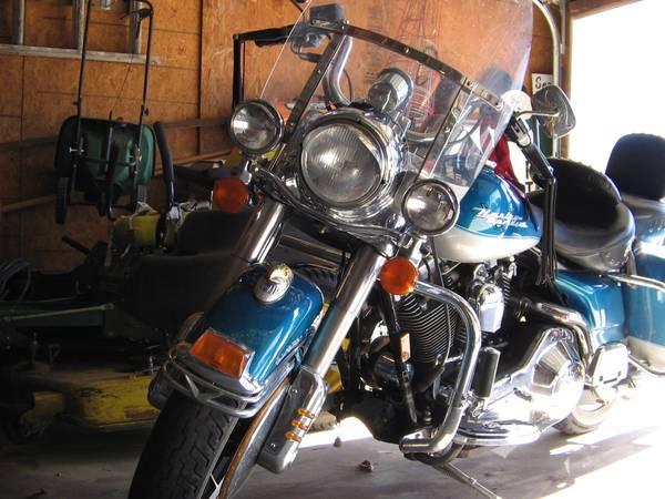 Photo 1994 Harley Davidson Road King - $5,700 (Basehor, Kansas)