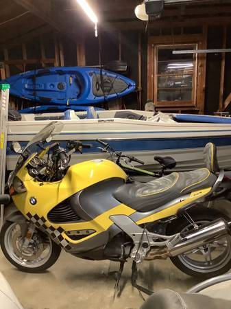 Photo 1999 bmw k1200rs - $4,700 (Lincoln)