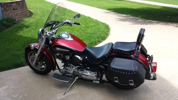 Photo 2005 1100 Yamaha Silverado Vstar - $4,650 (Platte City)