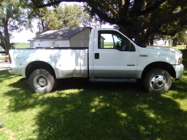 Photo 2006 ford f350 dually - $16500 (CONCEPTION JUNCTION)
