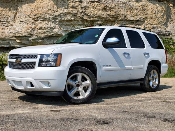 Photo 2008 CHEVY TAHOE LTZ 1-OWNER - $11,995 (Junction City)