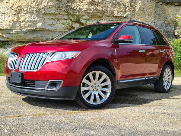 Photo 2013 LINCOLN MKX RUBY RED SUV SHARP - $11,995 (Junction City)