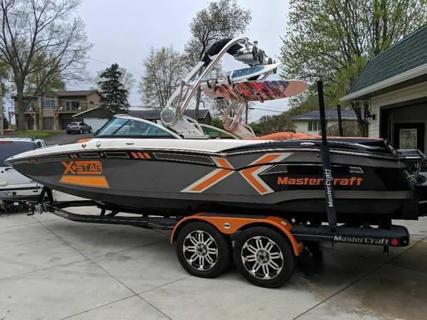 Photo 2013  Mastercraft Xstar  Crazy Boat  - $35,000 (omaha)
