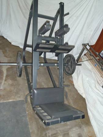 Leg Press For Sale >> Bodysmith By Parabody Leg Press 500 De Kalb Sports