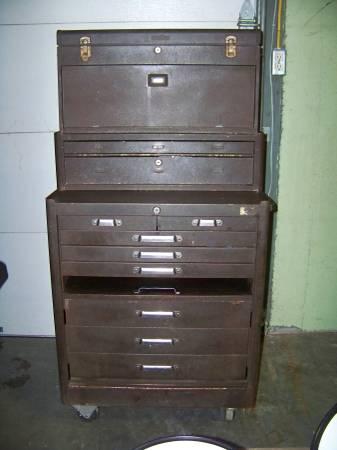 Photo Machinist Tools  Chests - $1,800 (Topeka)