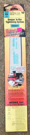 Photo New Oregon Brand 16quot Chainsaw Bar for Craftsman, Echo,  Poulan - $22 (NW Lincoln)