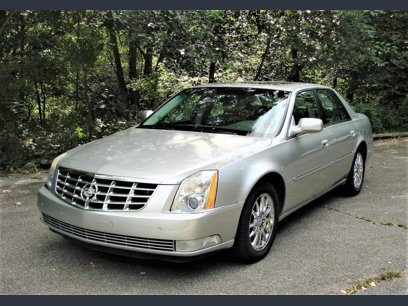 Photo Used 2007 Cadillac DTS  for sale