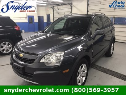 Photo Used 2013 Chevrolet Captiva Sport FWD LS w 2LS for sale