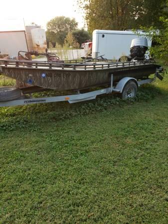Photo mud boat - $16,000 (oregon)