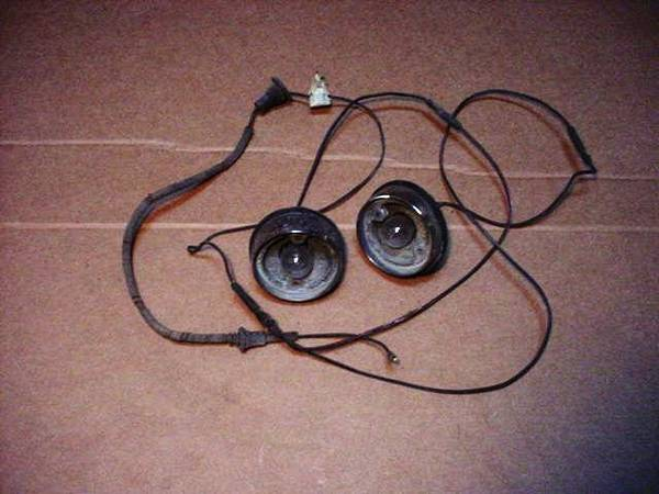 Photo 1960 - 1963 Ford Falcon  back up lights for a station wagon - $50 (Cedar Hill)