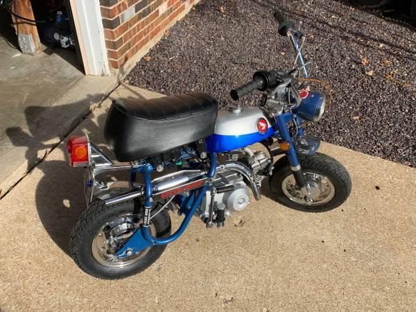 Photo 1969 Honda Z50 - $1600 (Columbia, IL)