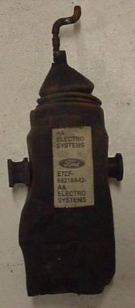 Photo 1979 - 1993 Ford Mustang  factory OEM door lock actuator - $30 (Cedar Hill)