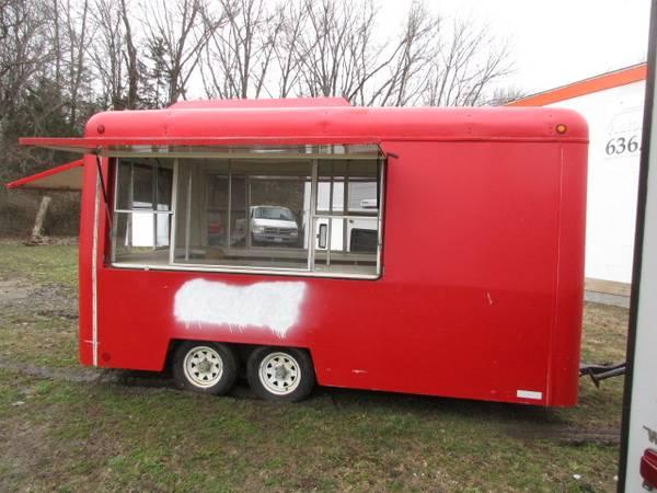 Photo 1993 Coca Cola consession trailer - $5460 (1114 north service road)