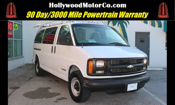 Photo 2002 Chevrolet Express 3500 Cargo - Financing Available - $4500