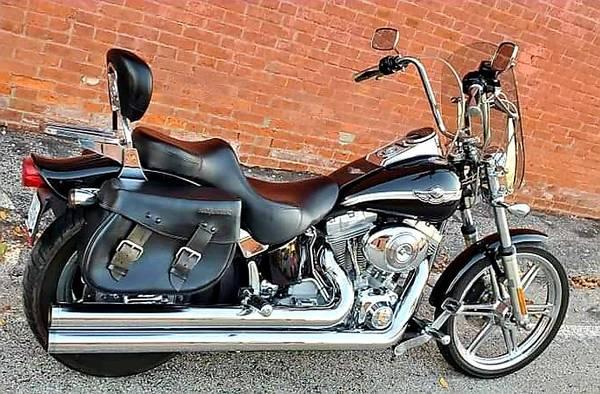 Photo 2003 Harley Davidson Softail  100th Anniversary  FXSTi - $5,999 (O39fallon, MO)