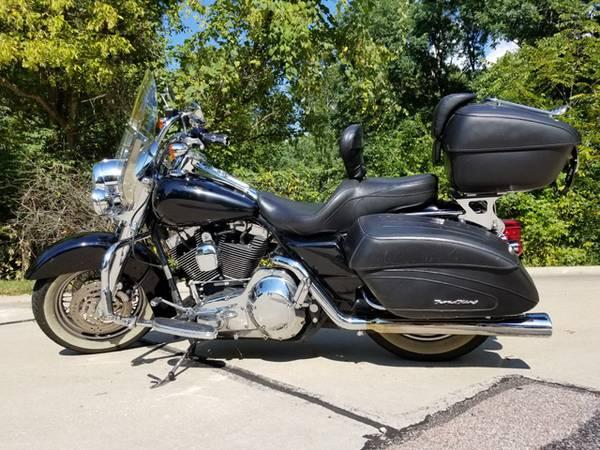 Photo 2005 Harley Davidson Road King Custom - $7,500 (Ellisville)