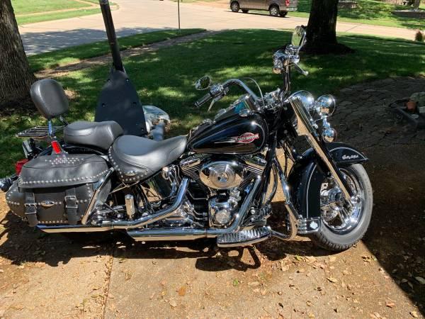 Photo 2006 Harley Davidson Heritage Softail - $6,900 (Wildwood, MO)