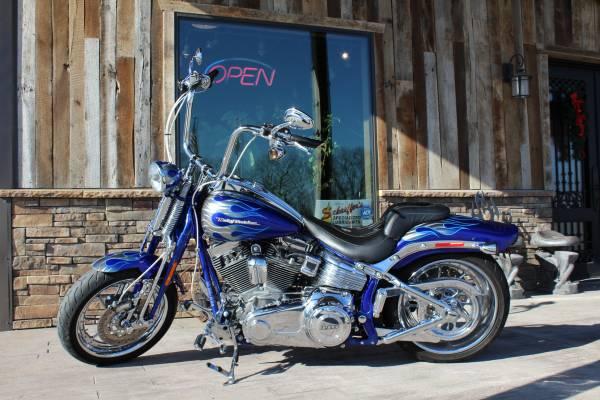 Photo 2009 CVO Softail Springer FXSTSSE3 - $12,500 (Troy MO)