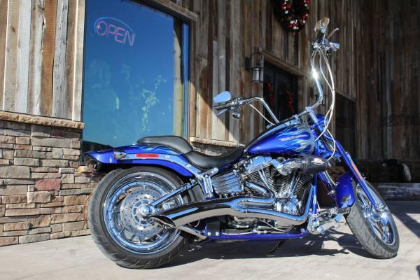 Photo 2009 CVO Softail Springer FXSTSSE3 - $12,500 (Troy)