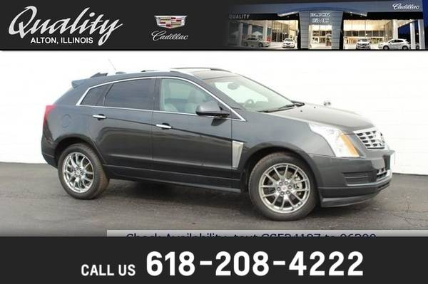 Photo 2016 Cadillac SRX Luxury Collection - $22543 (_Cadillac_ _SRX_ _SUV_)