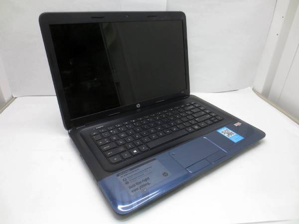 Photo BLUE HP 2000 LAPTOP COMPUTER EXCELLENT CONDITION - $175 (WENTZVILLE)