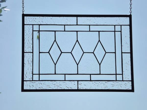 Photo Beveled Glass Panel - $152 (St. Charles)