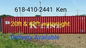 Photo Conex Shipping Storage Containers Used New 20-40-45ft YES YOU CAN LOOK (Caseyville, Il --- St Louis Mo)