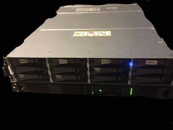 Photo FS  FT Dell AX150 Complete Storage Area Network (SAN) - $450 (O39Fallon, Missouri)