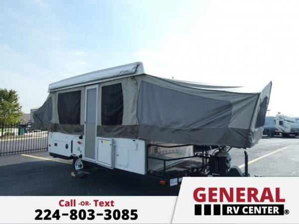 Photo Folding Pop-Up Cer 2016 Forest River RV Flagstaff MACLTD Series 228 - $8999 (General RV - Chicagoland)