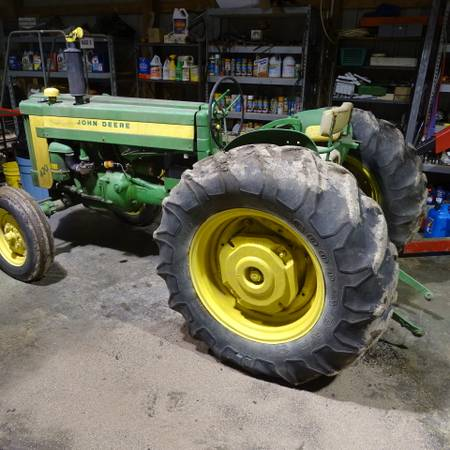 Photo John Deere 420 Johnny Popper - $3850 (Owensville,MO)