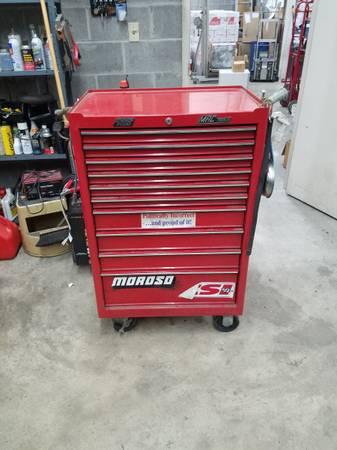 Photo MAC tools economizer 2000 bottom tool box. - $500 (Alton, Il.)