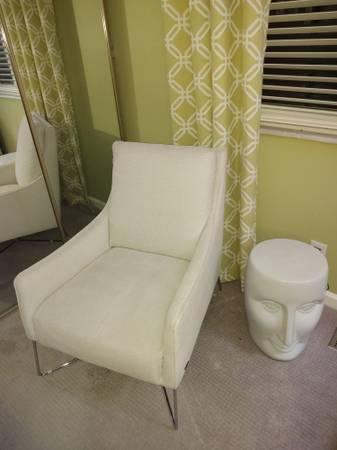 Photo Natuzzi Chair - $125 (creve coeur park area)