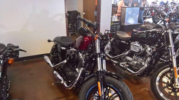 Photo New() 2017 Harley Davidson quot48quot 1200X - $10,500 (Dupo, Illinois)