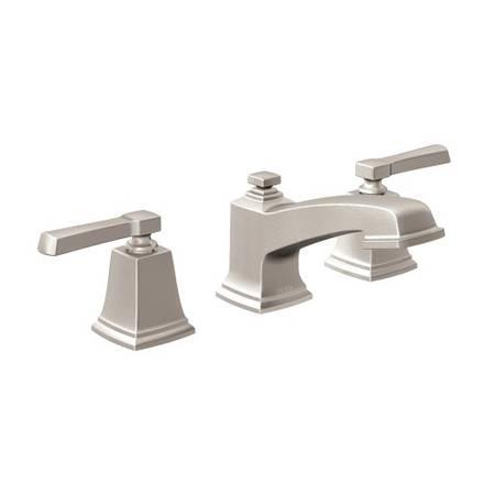 Photo New MOEN quotBroadwalkquot Brushed Nickel Widespread Vanity Faucet - $80 (OakvilleS.County)
