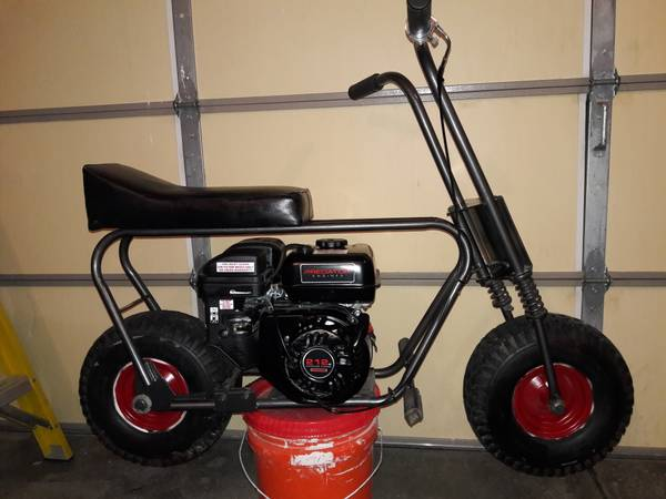 Photo Old School Mini Bike, Brand New 212 Predator - $475 (St. Peters)