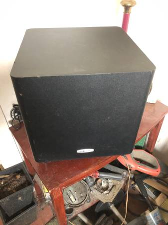 Photo Polk Audio PSWi225 Wireless Subwoofer - $50 (Webster Groves)