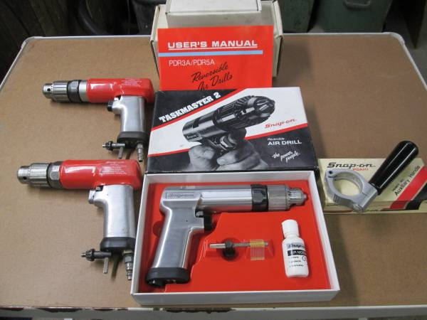 Photo Snap On air tools new and used (St. Louis)