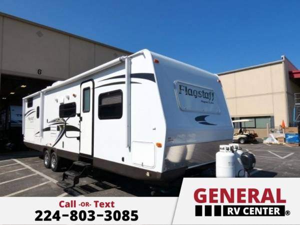Photo Travel Trailer 2015 Forest River RV Flagstaff Super Lite 29FBSS - $13,999 (General RV - Chicagoland)