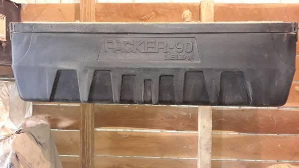 Photo Truck tool box 61quotfor small truck(Toyota) - $60 (Hillsboro)