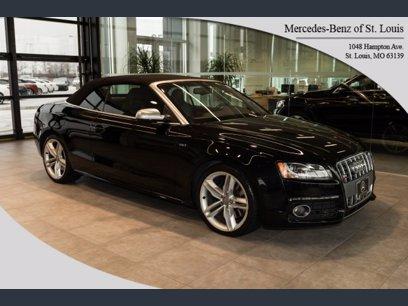 Photo Used 2011 Audi S5 3.0T Premium Plus Cabriolet for sale