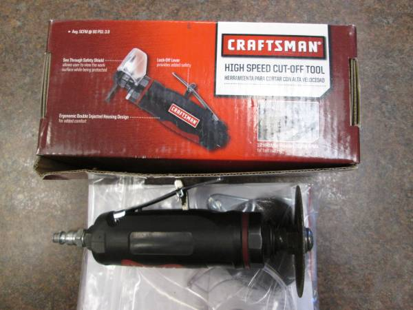 Photo Used Craftsman Cut-off Tool In Box - $30 (St. Peters)