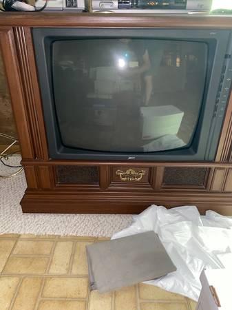 Photo Zenith console TV (Chesterfield)