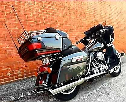 Photo 2008 Harley Davidson Electra Glide Ultra Classic  - $8,999 (O39fallon, MO)